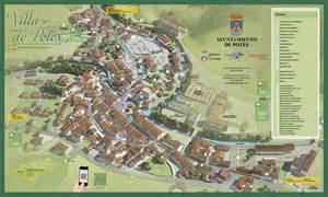 mapa tur 237 stico de potes realizado por semarac