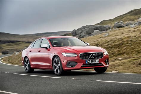 volvo uk new t4 petrol engine joins volvo s90 and v90 uk range