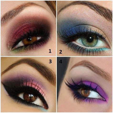 Make Up Di Inan Salon maquillajes para ojos elige uno y practicalo