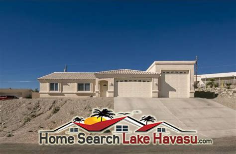 Garage Sale Finder Lake Havasu 2805 Bamboo Ct Lake Havasu City Rv Garage Home For Sale