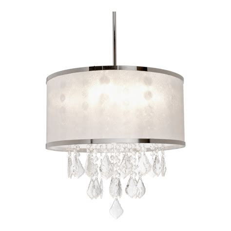 12 best collection of modern white chandelier