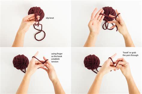 tutorial instagram on hand finger crocheted cowl tutorial pattern