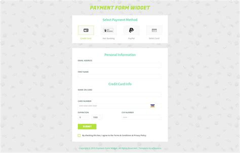 credit card payment website template payment form responsive widget template w3layouts