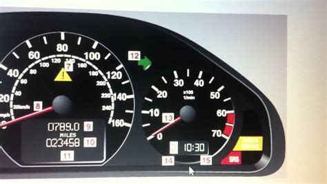 mercedes c class engine warning light mercedes c class dashboard warning lights
