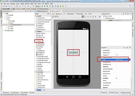 tutorial android studio javaya pasos para crear el primer proyecto android studio