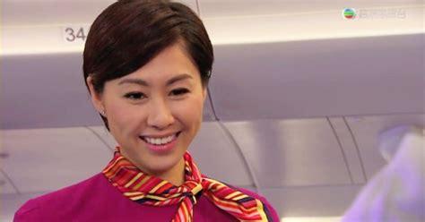 flight attendan haircuts nancy wu flight attendant short hair pinterest