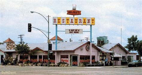 Restaurants In Garden Grove Ca O C History Roundup Belisle S Restaurant Garden Grove