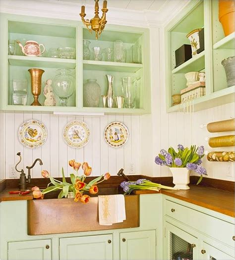 kitchen pastel wall paint for amusing kitchen with small pastel green kitchen cabinet with white wall paneling