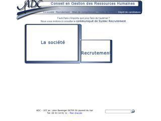Cabinet De Recrutement Avignon by Adc Recrutement