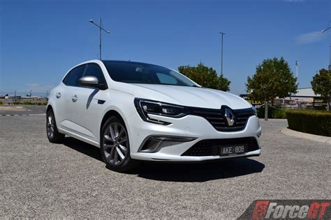 2017 Renault Megane Hatch Review Forcegt Com