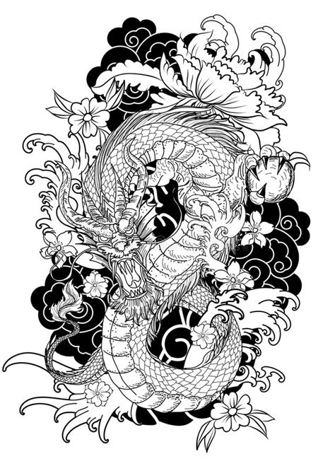 traditional anese dragon tattoo tattoo collections