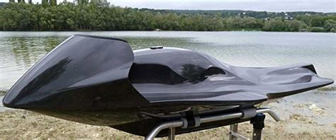 waterscooter les exo concept exo electric jet ski is sleek and eco friendly