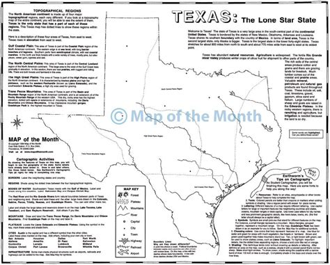 product map of texas texas map maps for the classroom