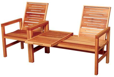 outdoor wood furniture  creative woodwork