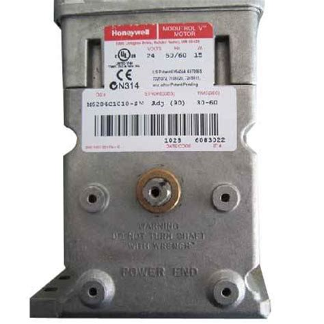 Honeywell M6284d1026 S honeywell servo motor honeywell servo drive honeywell der actuator m7284c1000 shenzhen