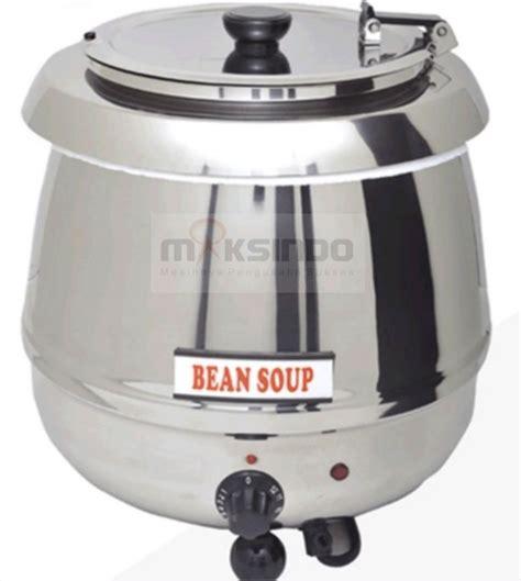 Jual Sho Metal Semarang jual mesin penghangat sop stainless soup kettle sb7000