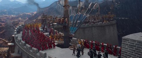 upcoming movies 2017 the great wall 2016 est100 一些攝影 some photos the great wall 2016 長城