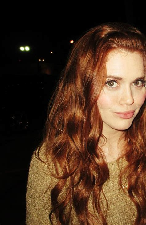 holland roden blonde hair 1000 ideas about redhead hairstyles on pinterest red