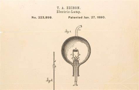when did edison invent the light bulb the light bulb edison