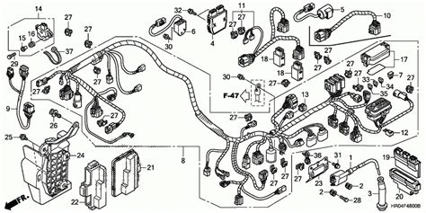 honda foreman 450 parts diagram 2001 honda rancher parts diagram wiring diagram with