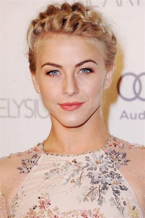 braided hairstyles celebrities 15 celebrities tell you how to style crown braids pretty