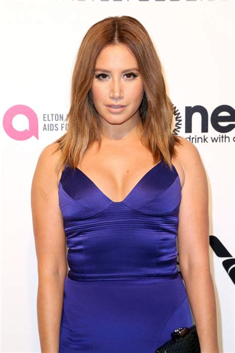 ashley tisdale ashley tisdale elton john aids foundation s academy