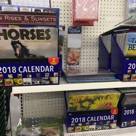 Calendar Dollar Tree Need A 2018 Calendar Get Them For Just 1 At Dollar Tree