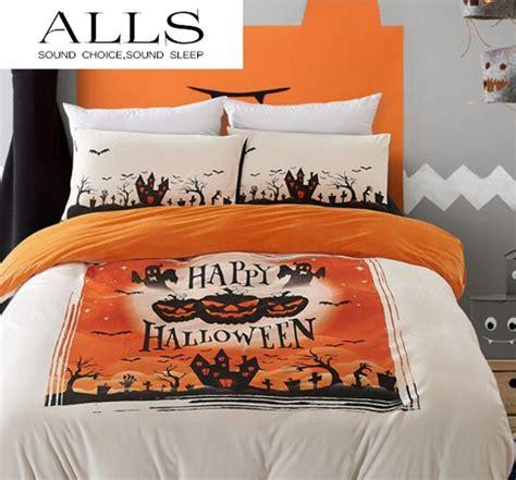 halloween bed sheets online get cheap halloween bedding aliexpress com