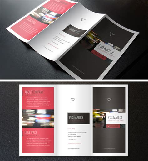 template untuk brochure 20 free brochure psds you can download hongkiat