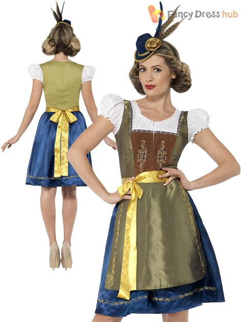 traditional oktoberfest deluxe traditional bavarian costume adults