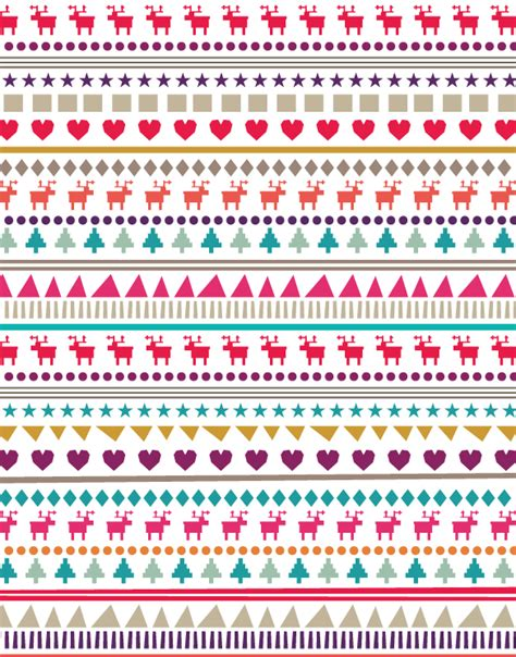 christmas pattern game thecarolinejohansson com archive december