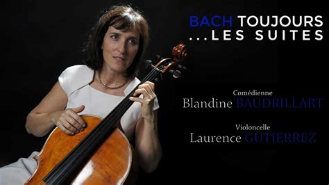 This Is Where Laurence Lives by Bach Toujours Les Suites Captation Quot Live Quot Laurence
