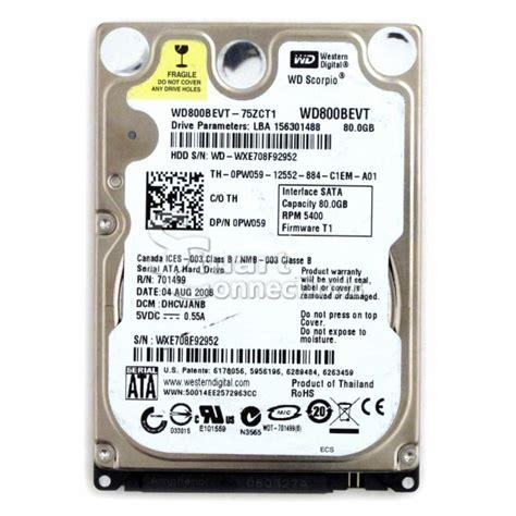 Hardisk Pc 160gb disk per notebook 160gb sata 2 5 5400 rpm varie