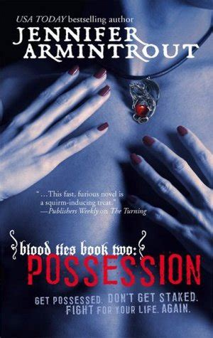 the possessions a novel books possession blood ties 2 by trout reviews