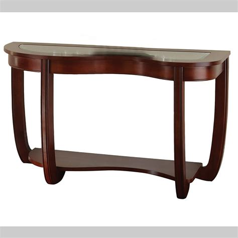 home depot sofa table cherry sofa table ln250s the home depot