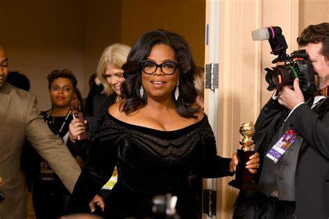 oprah winfrey famous speech read the full transcript of oprah winfrey s speech that