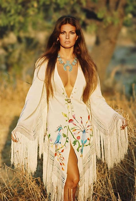 women who have bohemian style raquel welch lookin all coachella http venividivici