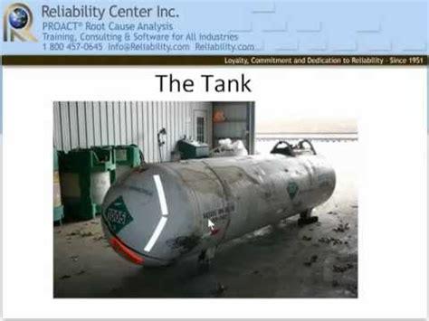 Mechanical Failure mechanical failures ammonia tank explosion