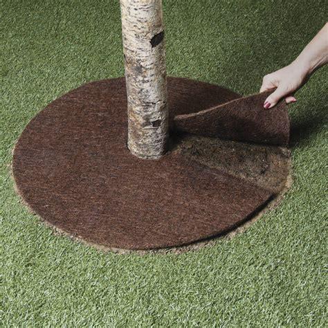 Coco Fiber coco fiber tree ring coco fiber mulch tree mat