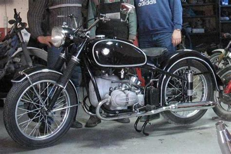 bmw r68 for sale 1952 bmw r68 classic motorcycle pictures