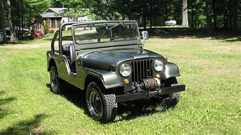 1967 jeep wrangler 1967 jeep cj6 for sale coleman michigan