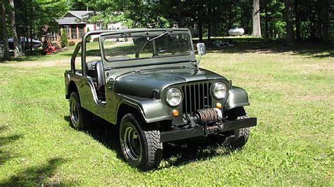 Jeep Cj6 1967 Jeep Cj6 For Sale Coleman Michigan