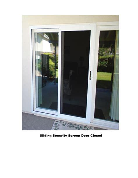 screen doors sliding sliding security screen doors screens 4 less