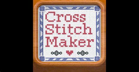 cross stitch pattern maker app cross stitch maker draw realistic embroidery on the app