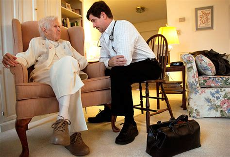 Doctors Who Make House Calls by When To See A Geriatrician Huffpost