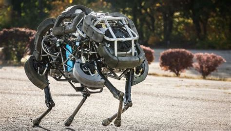 Tiny House Innovations by 8 Advanced Military Robot Designs You Should Know About