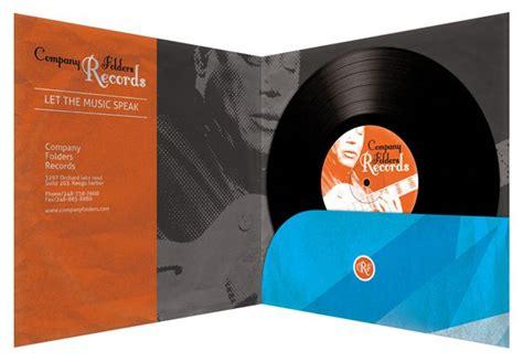 company folder template stormcloud record label folder design template free psd