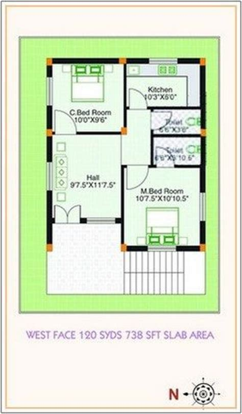 100 sq yds 20x45 sq ft west face house 1bhk floor plan jpg 28 best images about ideas for the house on pinterest in