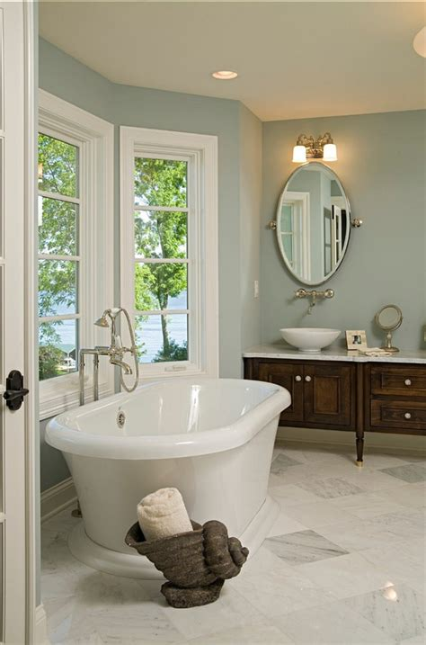 blue bathroom paint ideas 25 luxurious marble bathroom design ideas benjamin moore