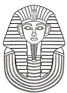 egyptian sarcophagus designs then i did a line drawing